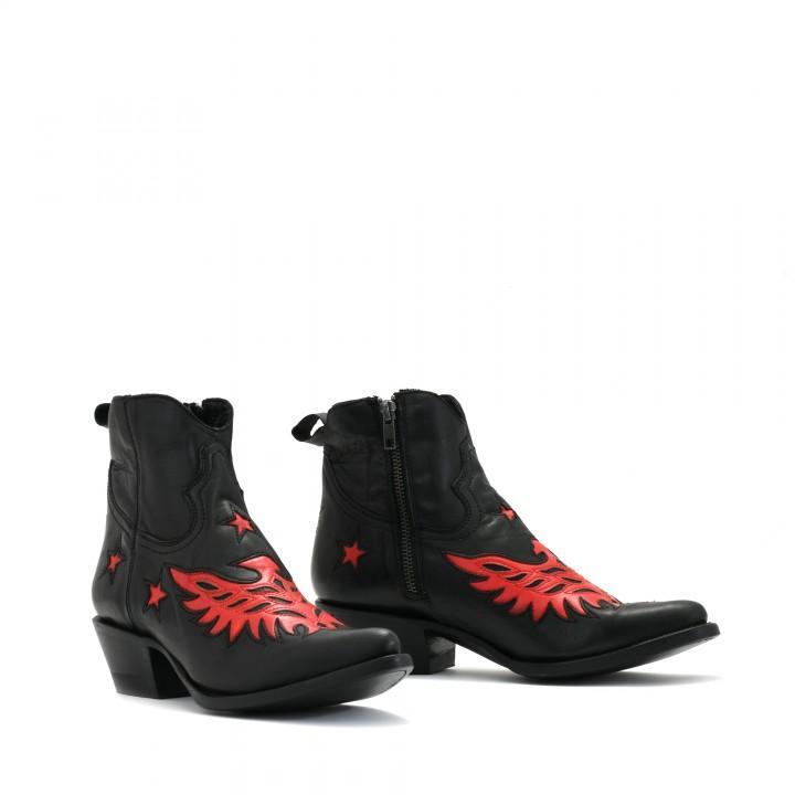 MAYA AGUILA BLACK RED