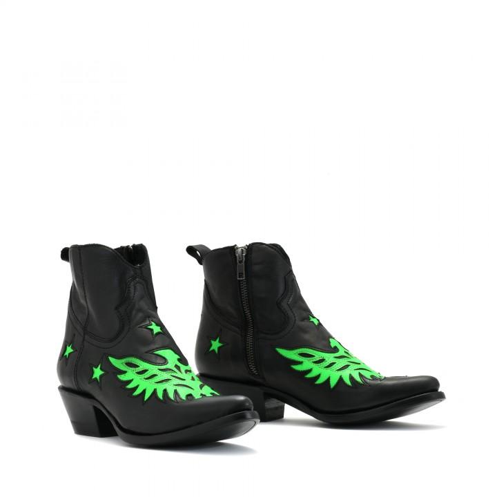 MAYA AGUILA BLACK GREEN