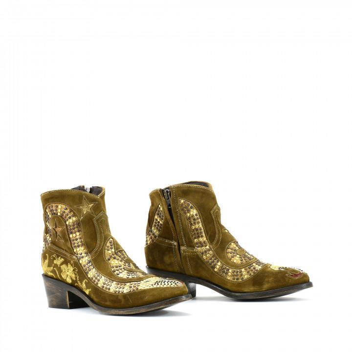 CORIUS SNAKE CAMEL GOLD...