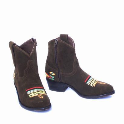 BL1401-20-2012-GO RAYO IRONZIPPER black nubuck