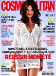 COSMOPOLITAIN COVER JUILLET